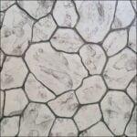 Kalup za štampani beton
