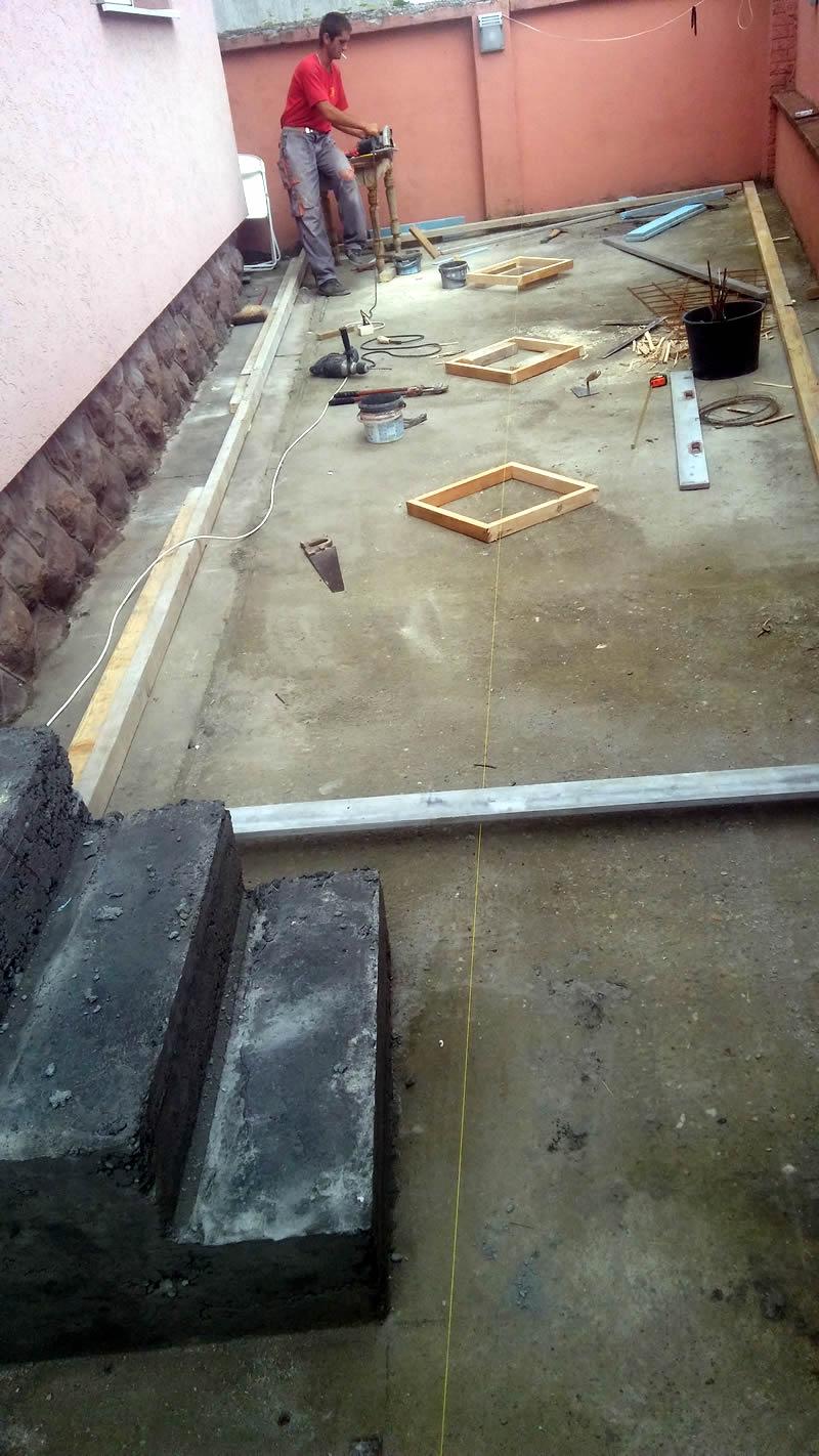 MV štamoani beton 2018, šalovanje