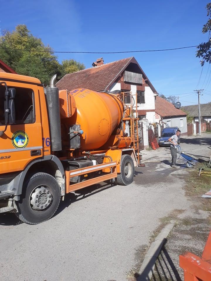 MV Štampani beton - Novi Sad 2019.