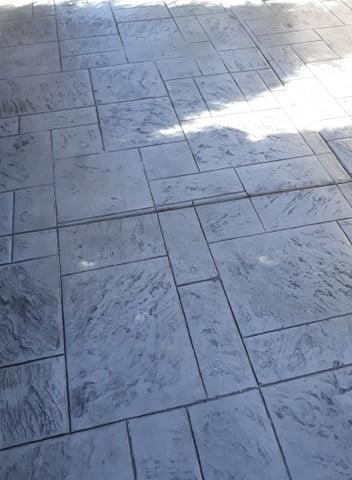 MV štampani beton - Novi Sad - Maj 2020